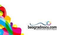 Beograd noću logo